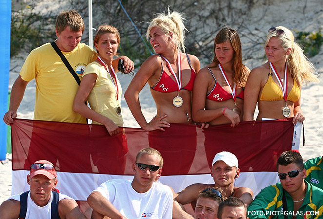 1st International Lifesaving Competition in  Kolobrzeg